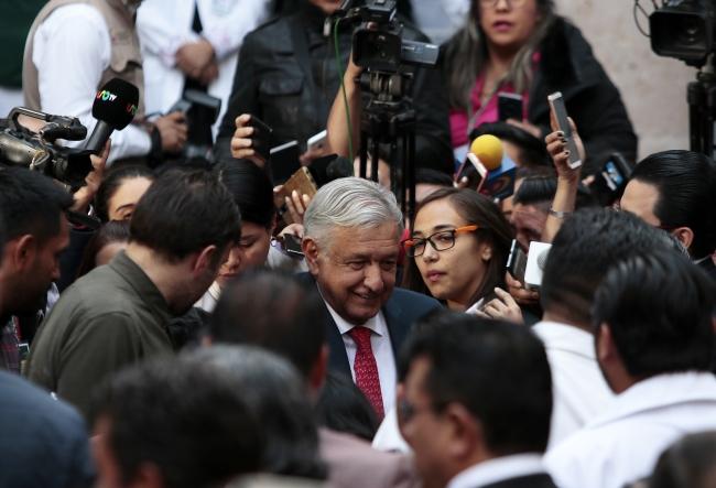 Andrés Manuel López Obrador fortalecerá el sistema nacional de salud