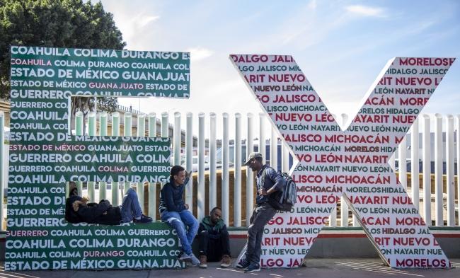 El Instituto Nacional de Migración ya no sabe que hacer con los migrantes