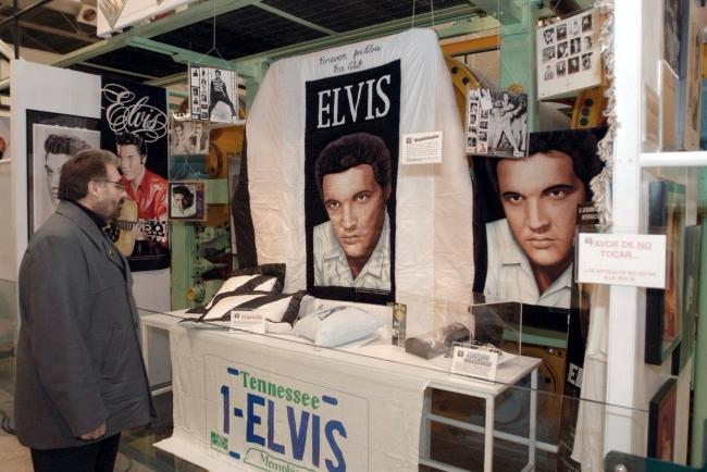 Elvis Presley sigue vivo en el corazón de millones