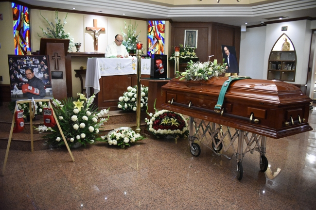 Fallece Alberto Reyes Pérez