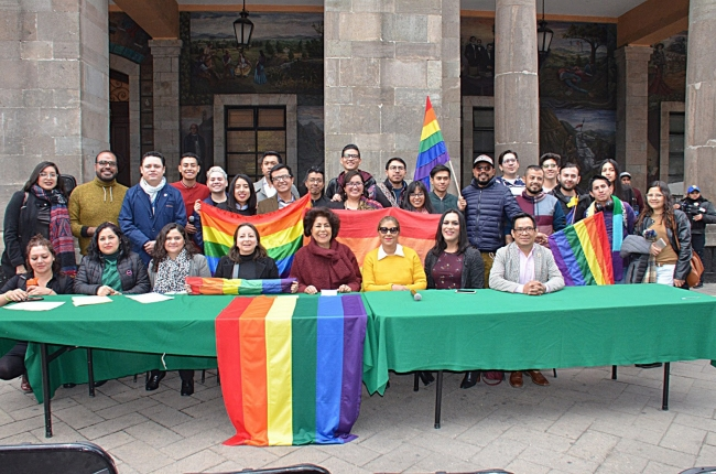 Patricia Aceves reafirmó su compromiso para garantizar los derechos humanos