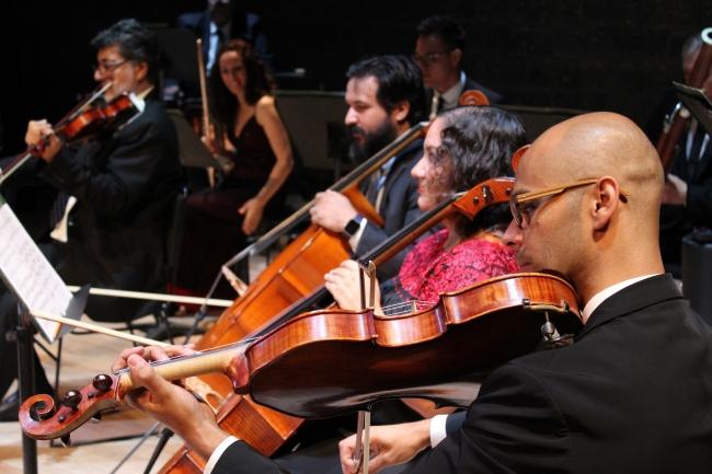 Primer miércoles de concierto en el Centro Cultural Constitución