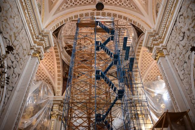 Terminan obras en la Parroquia de Santa María de la Natividad