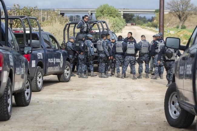 Vigila Policía Ferderal y Ejército la refinería Miguel Hidalgo en Tula