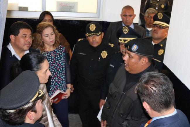 Xochimilco propuso la reincorporación del agrupamiento a caballo
