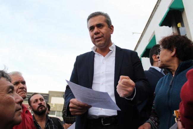 Autoridades de Ecatepec denunciaron la desincorporación de bienes