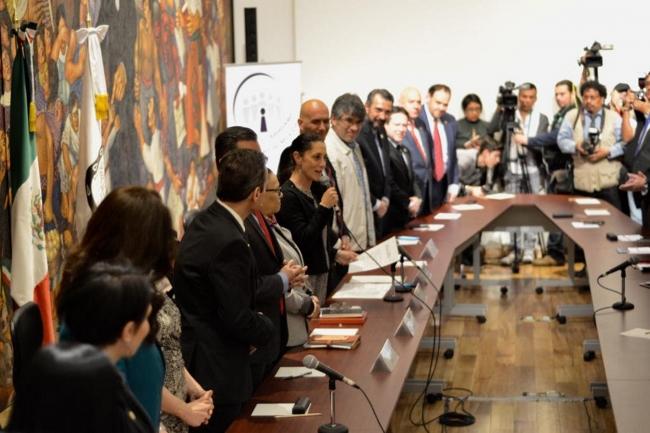 Consejo Ciudadano de Seguridad Pública y Procuración de Justicia de la Ciudad de México