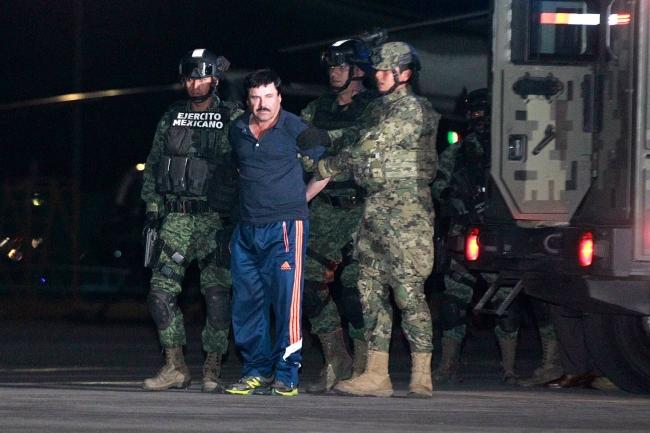 Joaquín El Chapo Guzmán culpable de 10 cargos en EEUU