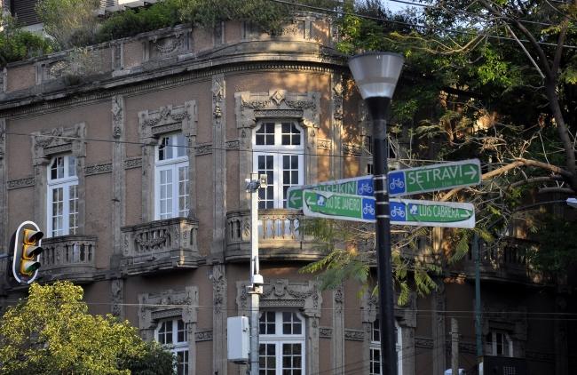 La colonia Roma atractivo turístico en la Ciudad de México