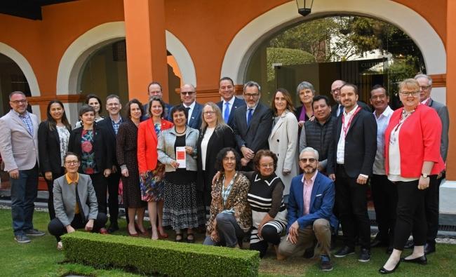 México y Canadá reiteraron la colaboración cultural