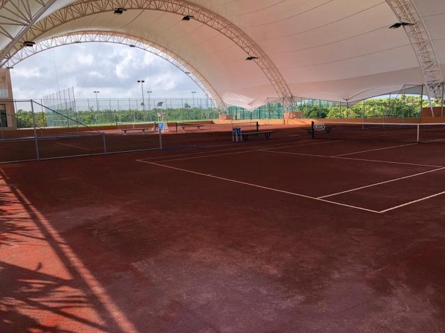 Rafa Nadal Tennis Centre abre en México