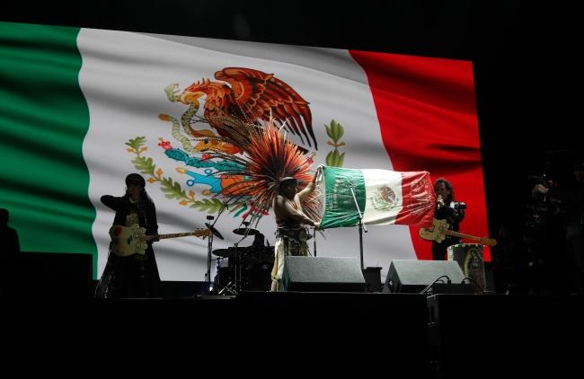 El Tri conmocionó en el Vive Latino
