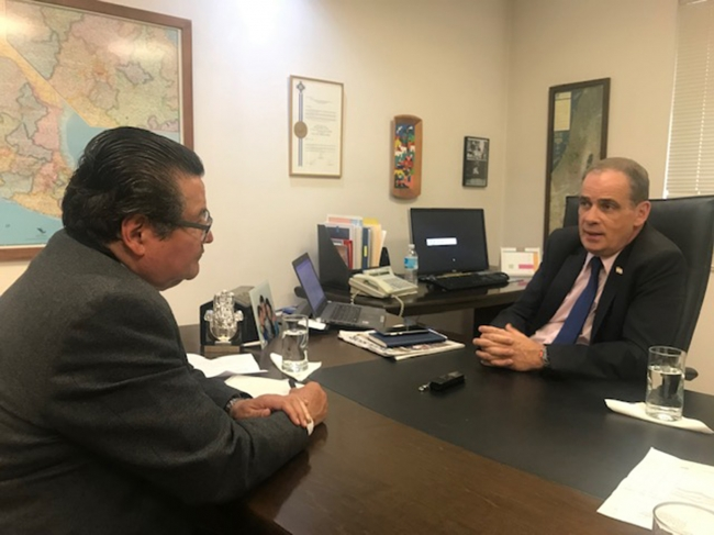 Israel amigo de México a pesar de AMLO