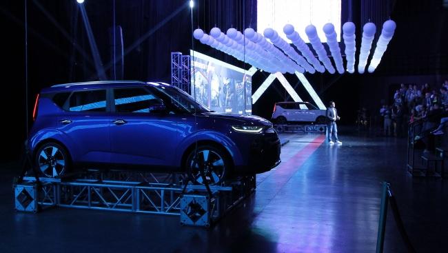 KIA Motors México presentó el Soul 2020