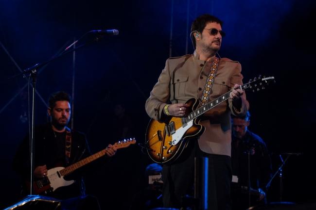 Los Tres, se presentó en el Vive Latino