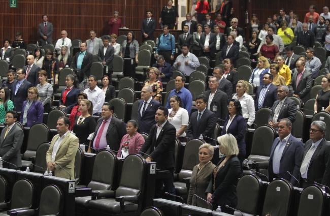 Cámara de Diputados reanudó sus trabajos