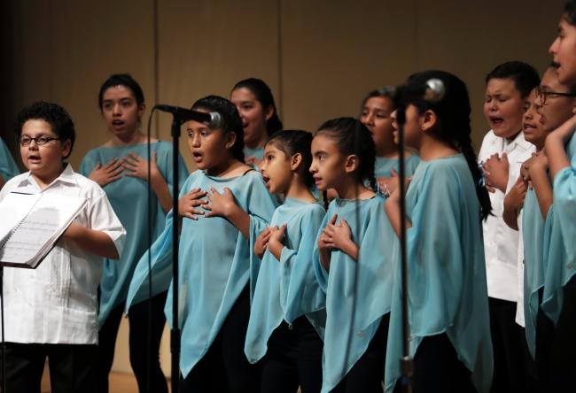 Coro de Niños Cantores del Centro Histórico