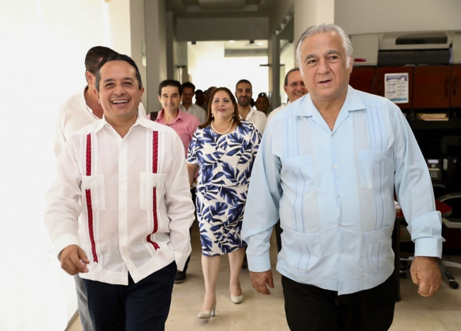 Inicia el traslado de la Secretaría de Turismo federal a Chetumal