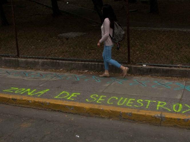 Aumentan los secuestros en la Ciudad de México