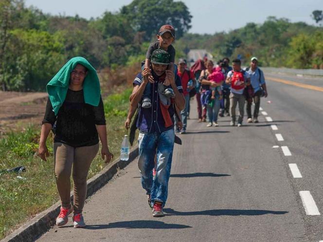 Chihuahua será el lugar donde detengan a migrantes centroamericanos