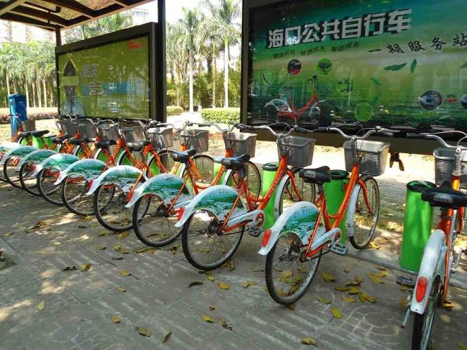 China inicia reciclaje de 195 mil bicicletas