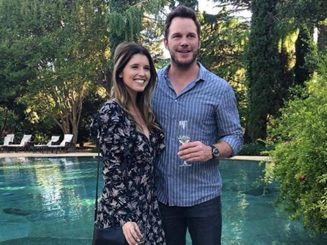 Chris Pratt y Katherine Schwarzenegger se casan