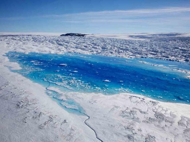 Desastre ecológico en Groenlandia por el cambio climático