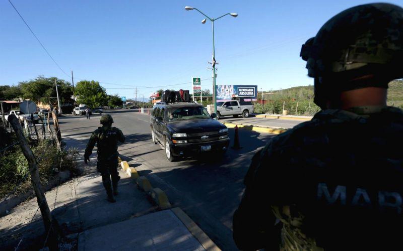 Durazo dice que hay reducción delictiva en Tamaulipas