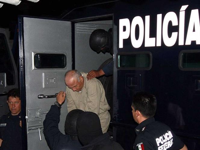 El monstruo de Cancún Succar Kuri, regresa al penal de aquella ciudad