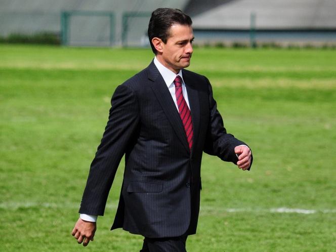 Fiscalía de Chihuahua puede investigar al expresidente Peña Nieto