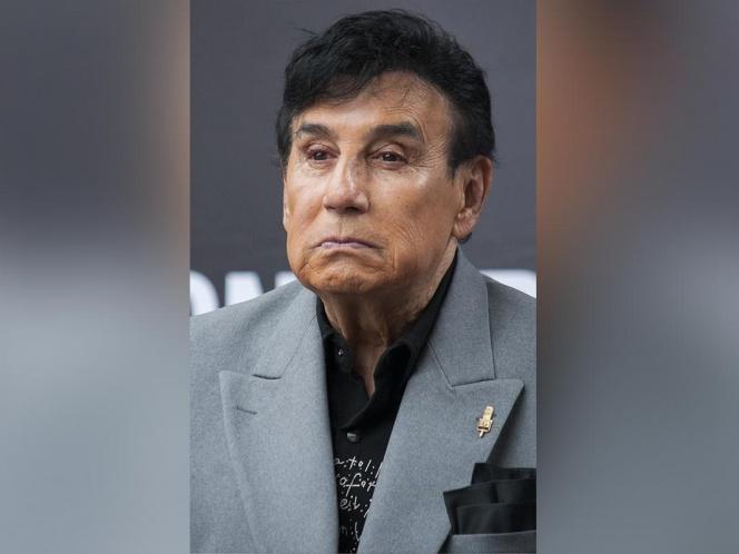 Gualberto Castro tiene los pulmones infestados de hongos