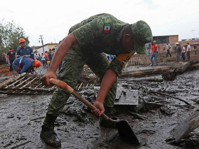 Jalisco con su primer emergencia por lluvias esta temporada