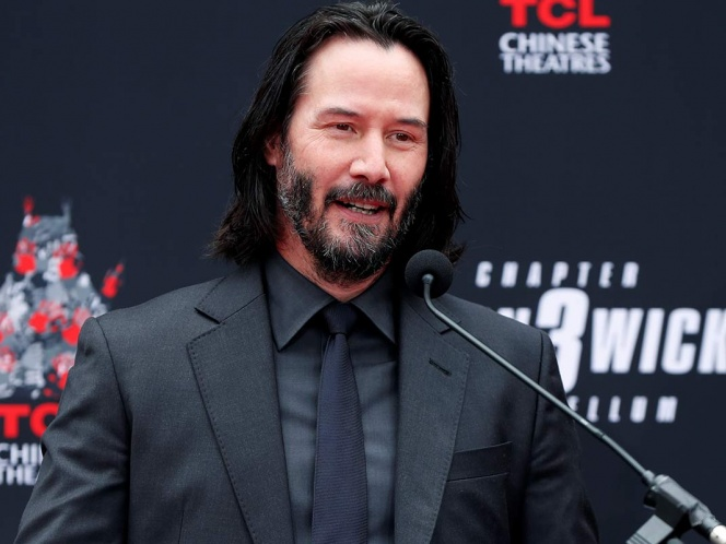 Keanu Reeves se hace viral por Cyberpunk 2077