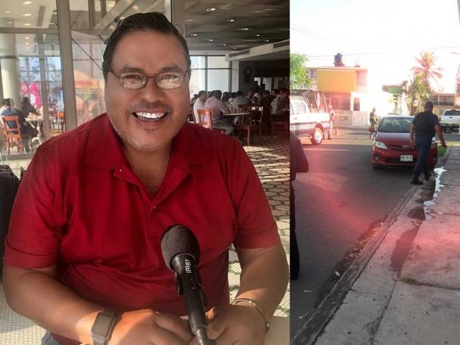 Levantan al periodista Marcos Miranda