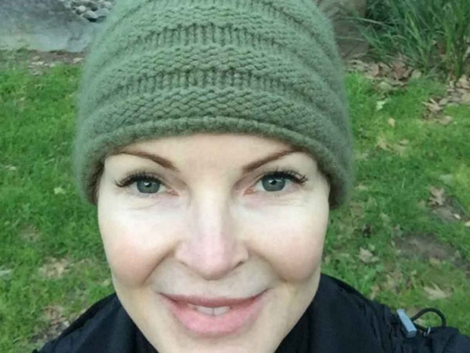 Marcia Cross revela que el cáncer recta que sufre fue causado por el VPH