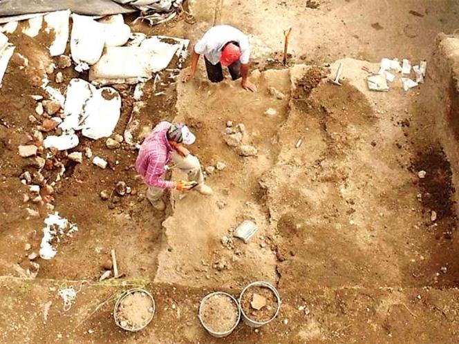 Mayas y Teotihuacanos hicieron contácto