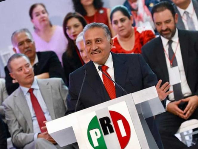 PRI prepara elección interna en su peor momento
