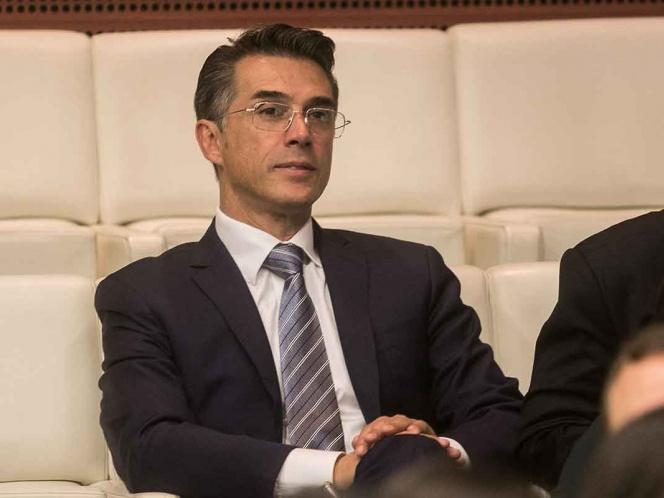 Sergio Mayer ide se investigue Nassón Joaquín