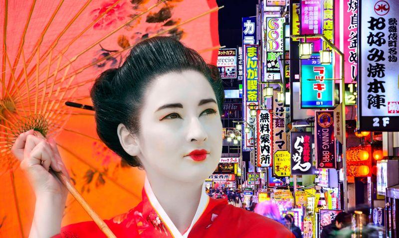 El secreto mundo de las geishas