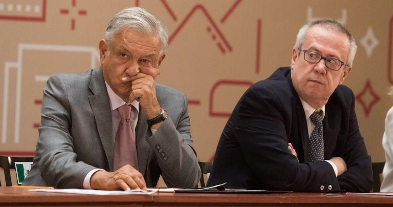 La renuncia de Carlos Urzúa no fue sorpresa