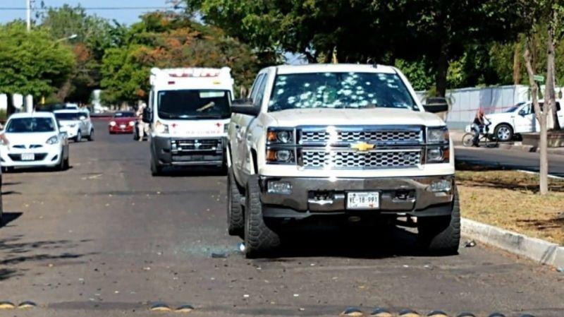 Masacrados Luis Mendoza y su representante en Sonora