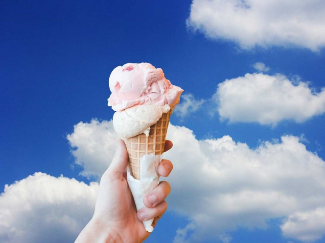 Para ser más inteligente hay que desayunar helado