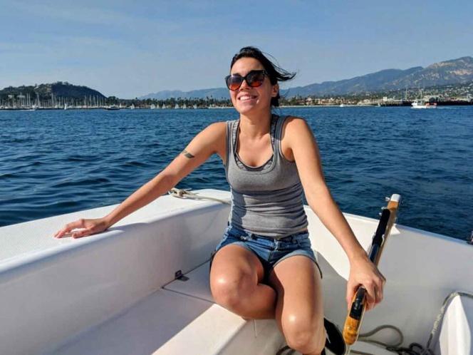 El mar le trago felicidad y la muerte a Allie Kurtz