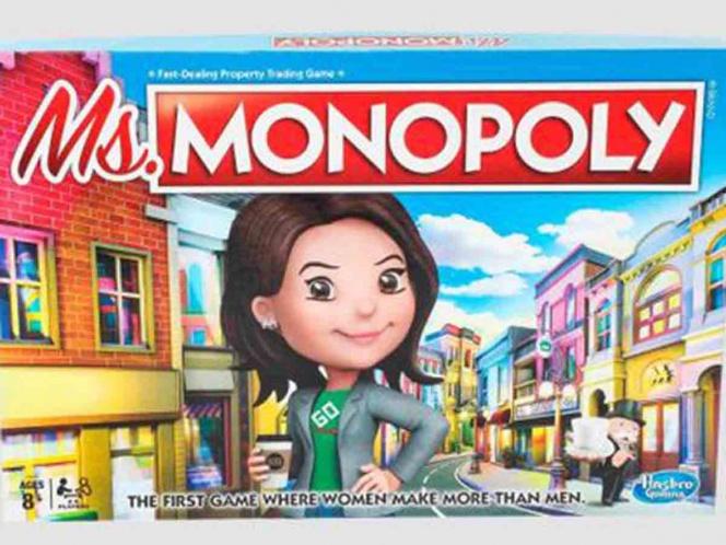 Monopoly llega con versión feminista