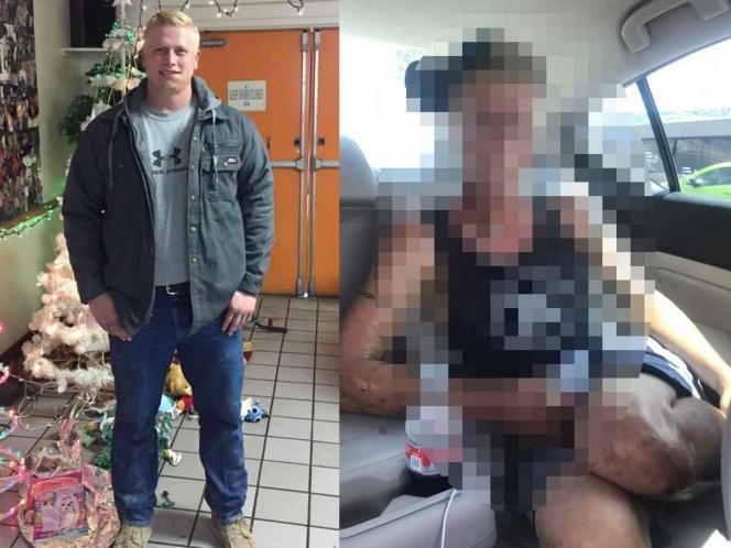 Mujer sube fotos de su hijo adicto y alertar a jóvenes
