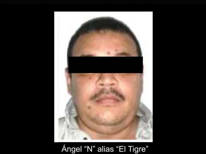 Detienen a mando del CJNG en Veracruz