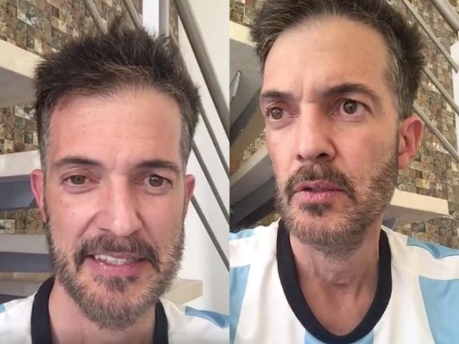 Fernando del Solar preocupa a fans por su mal aspecto