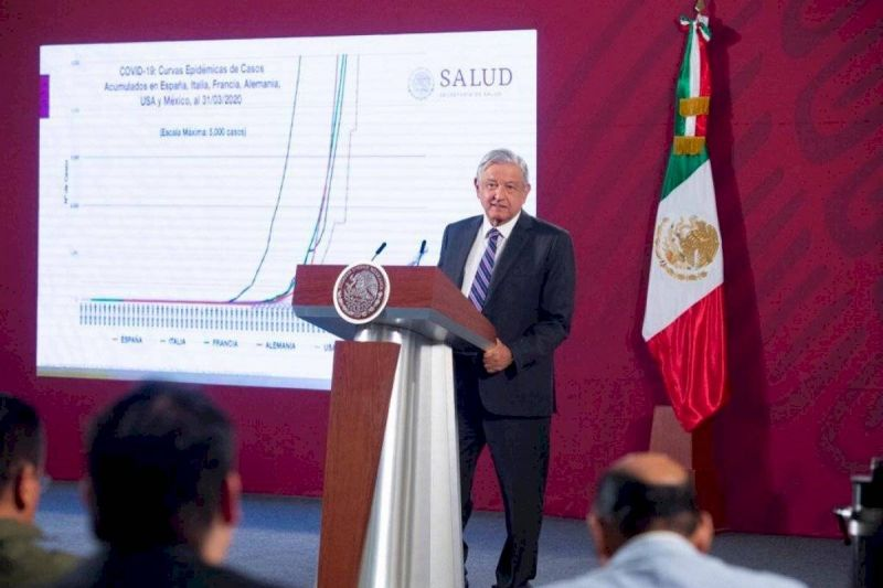 López Obrador no va a salvar a México porque es ir contra lo que dice y hace algo que jamas aceptará así que serán seis años de declive en nuestro país