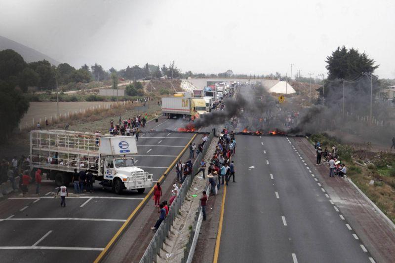 Guanajuato colapsa y con él, México entero en manos del narco