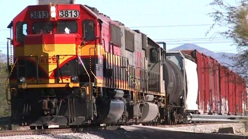 López Obrador va contra empresas de Ferrocarriles en México